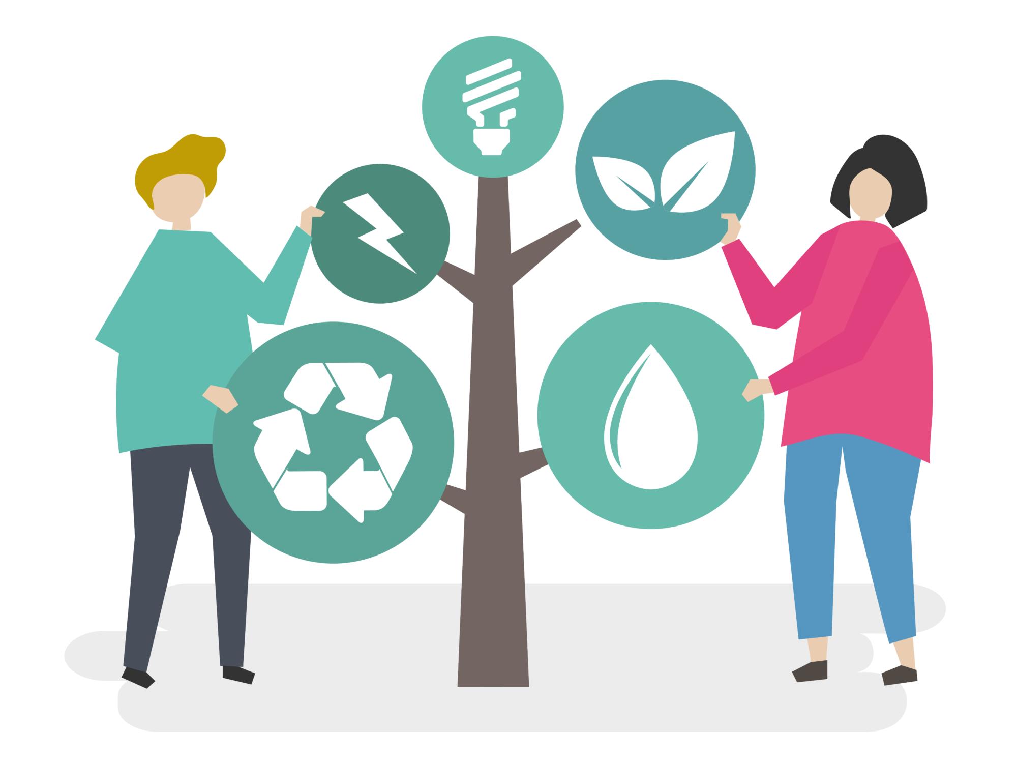 Medioambiental conservación empresas naturaleza